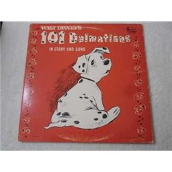 Walt Disney's 101 Dalmatians LP Vinyl Record For Sale