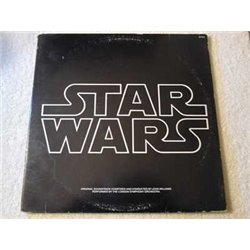 Star Wars - Original Soundtrack 2xLP Vinyl Record For Sale
