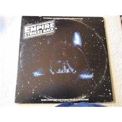 Star Wars - The Empire Strikes Back Original Soundtrack LP Vinyl Record For Sale