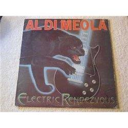 Al Di Meola - Electric Rendezvous LP Vinyl Record For Sale