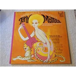 Tony Mottola - Warm, Wild & Wonderful LP Vinyl Record For Sale