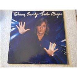 Shaun Cassidy - Under Wraps LP Vinyl Record For Sale
