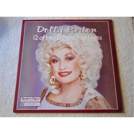 Dolly Parton - 12 Of Her Biggest No. 1 Hits LP Vinyl Record For Sale