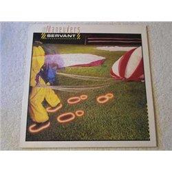 Servant - Maneuvers LP Vinyl Record For Sale
