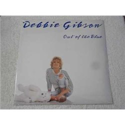Debbie Gibson - Out Of The Blue LP Vinyl Record For Sale