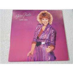 Janie Fricke - Love Lies LP Vinyl Record For Sale