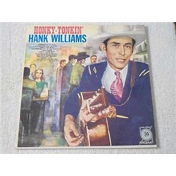Hank Williams - Honkey Tonkin' LP Vinyl Record For Sale