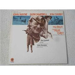 True Grit - Movie Soundtrack LP Vinyl Record For Sale