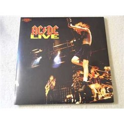 AC/DC - LIVE 2xLP Vinyl Record For Sale