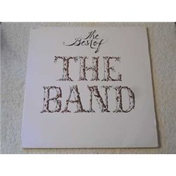 The Band - The Best Of The Band LP Vinyl Record For Sale