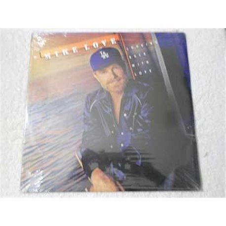 Mike Love - Looking Back With Love LP Vinyl Record For Sale