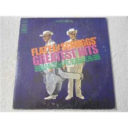 Flatt & Scruggs - Greatest Hits LP Vinyl Record For Sale