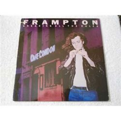 Peter Frampton - Breaking All The Rules LP Vinyl Record For Sale