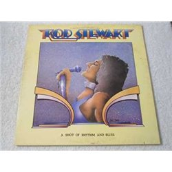 Rod Stewart - A Shot Of Rhythm And Blues LP Vinyl Record For Sale