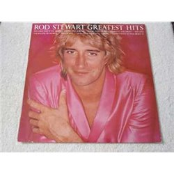 Rod Stewart - Greatest Hits LP Vinyl Record For Sale