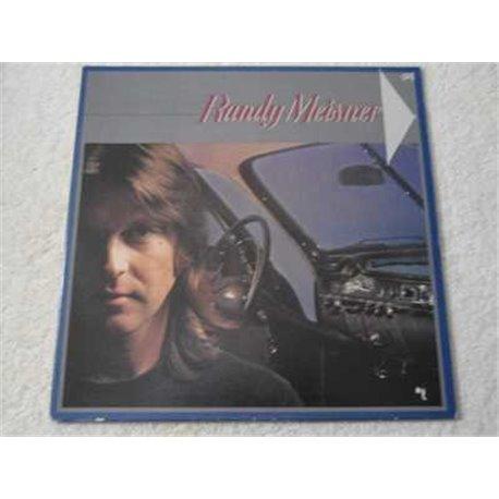 Randy Meisner - Self Titled LP Vinyl Record For Sale
