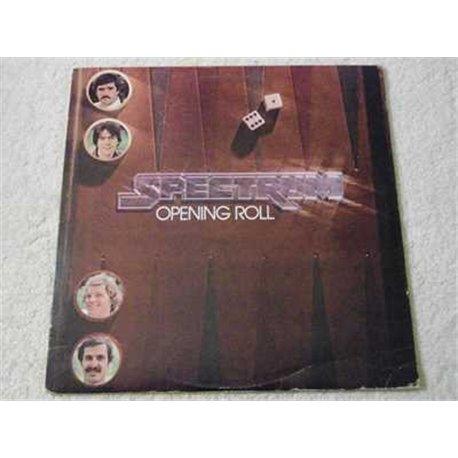 Spectrum / Bela Fleck - Opening Roll LP Vinyl Record For Sale