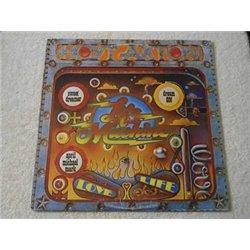 Hoyt Axton - Life Machine LP Vinyl Record For Sale