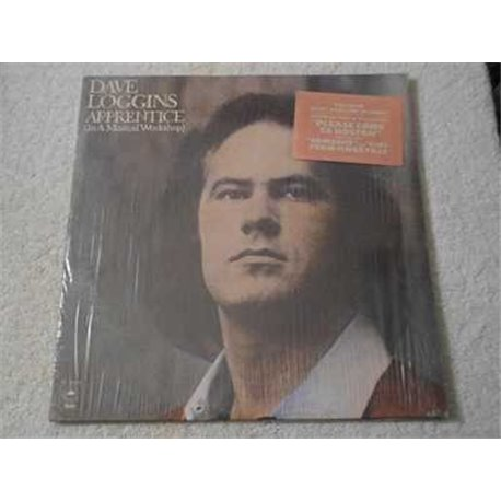 Dave Loggins - Apprentice LP Vinyl Record For Sale