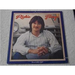 Richie Furay - Dance A Little Light LP Vinyl Record For Sale