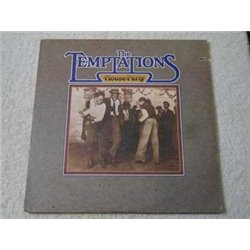 The Temptations - House Party LP Vinyl Record For Sale