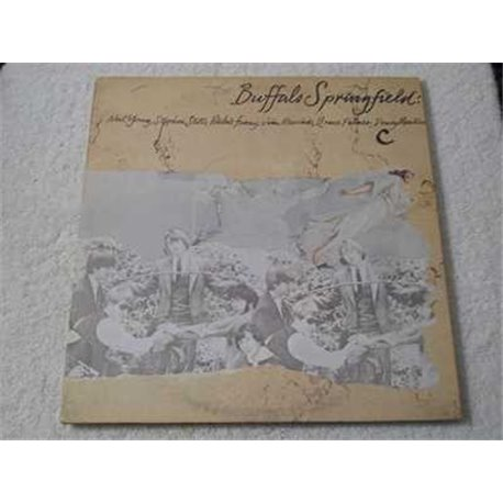 Buffalo Springfield - Self Titled 2xLP LP Vinyl Record For Sale