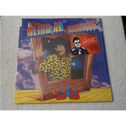 Weird Al Yankovic - In 3-D LP Vinyl Record For Sale