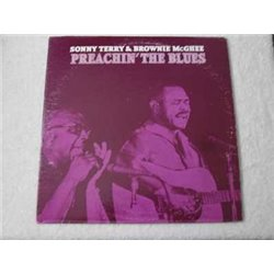 Sonny Terry & Brownie McGhee - Preachin' The Blues LP Vinyl Record For Sale