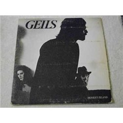 Geils - Monkey Island LP Vinyl Record For Sale