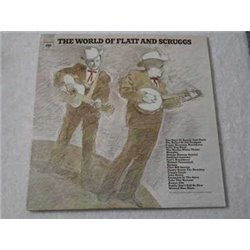 Flatt And Scruggs - The World Of Flatt And Scruggs 2xLP Vinyl Record For Sale