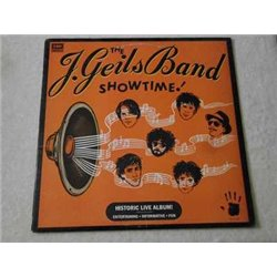 J Geils Band - Showtime! LP Vinyl Record For Sale