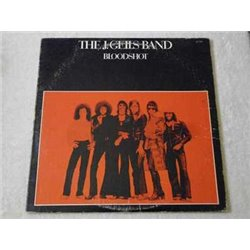 J Geils Band - Bloodshot LP Vinyl Record For Sale