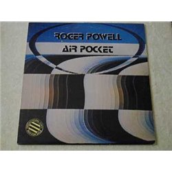 Roger Powell - Air Pocket PROMO LP Vinyl Record For Sale