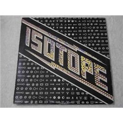 Isotope - Self Titled LP Vinyl Record For Sale