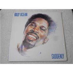 Billy Ocean - Suddenly LP Vinyl Record For Sale