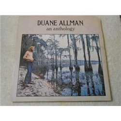 Duane Allman - An Anthology LP Vinyl Record For Sale