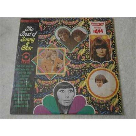 Sonny & Cher - The Best Of Sonny & Cher LP Vinyl Record For Sale