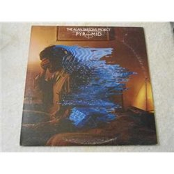 The Alan Parsons Project - Pyramid LP Vinyl Record For Sale