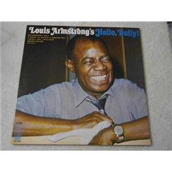 Louis Armstrong - Hello Dolly Vinyl LP Record For Sale