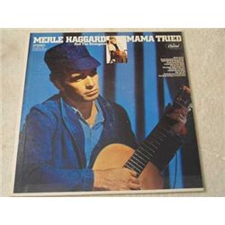 Merle Haggard And The Strangers - Mama Tried LP Vinyl Record For Sale