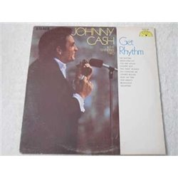 Johnny Cash - Get Rhythm LP Vinyl Record For Sale