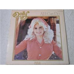 Dolly Parton - All I Can Do LP Vinyl Record For Sale