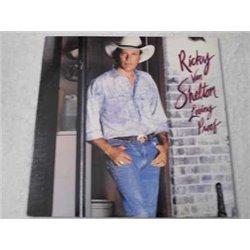 Ricky Van Shelton - Loving Proof LP Vinyl Record For Sale