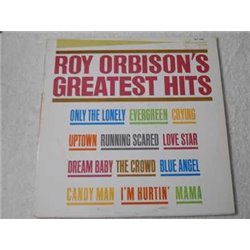 Roy Orbison - Greatest Hits LP Vinyl Record For Sale