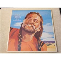 Willie Nelson - Greatest Hits 2x LP Vinyl Record For Sale
