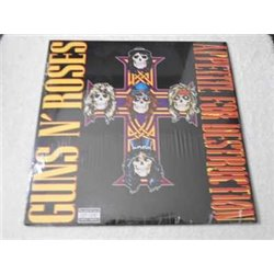 Guns N Roses - Appetite For Destruction LP Vinyl Record For Sale