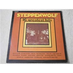 Steppenwolf - 16 Greatest Hits LP Vinyl Record For Sale