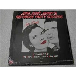 The J. Geils Band / Juke Joint Jimmy - Love Stinks PROMO LP Vinyl Record For Sale