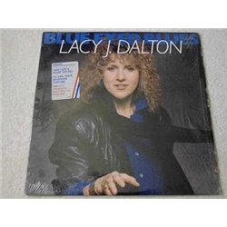 Lacy J Dalton - Blue Eyed Blues LP Vinyl Record For Sale