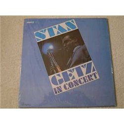 Stan Getz - In Concert LP Vinyl Record For Sale